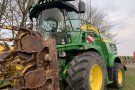 Image of John Deere 8600 Forage Harvester