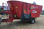 Image of BVL 20-2S V-Mix Twin Vertical Auger Mixer Feeder