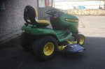 Image of John Deere X320 Ride On Mower