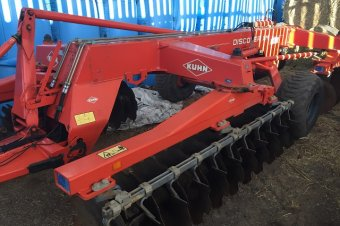 Kuhn XM44 Disc Harrows