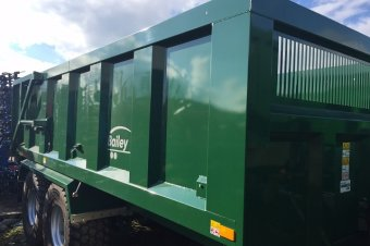 Bailey 14T Beeteaper Trailer