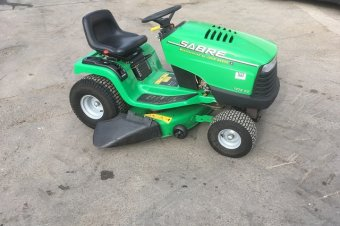 John Deere Europro 1438GS Ride On Mower