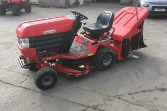 Mountfield S1400 Ride On Mower