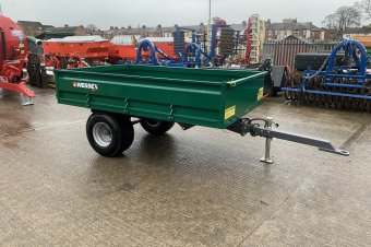 Wesses 3T Tipping Trailer