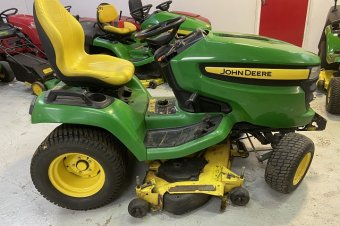 John Deere X540 Ride on Mower