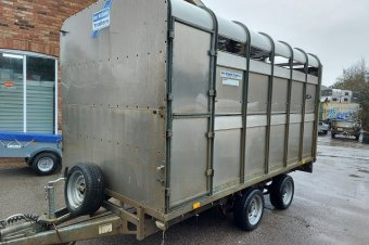 Ifor Williams DP120 Trailer
