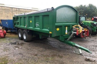 Bailey 15T Root Trailer
