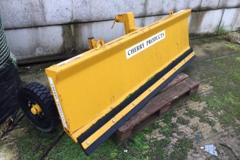 Cherry 7ft Snow Plough