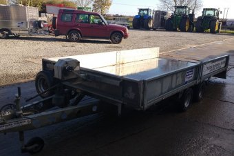 Ifor Williams TB 4021/302