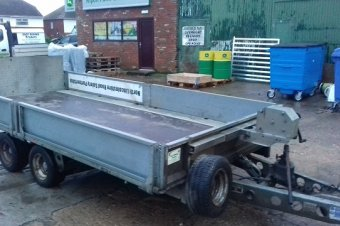 Ifor Williams TB4021-302