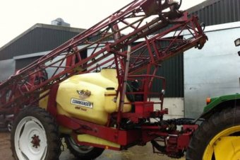 Hardi Commander Sprayer