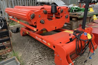 Kuhn SW1114C Mounted Bale Wrapper