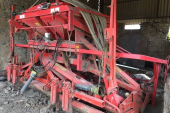 Kuhn HR4002 Combination