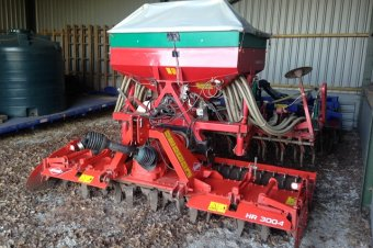 Kuhn HR3004 Combination