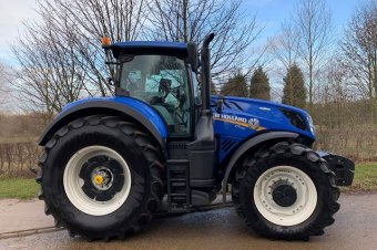 New Holland T7.290 HD