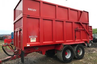 Bailey 12T Trailer