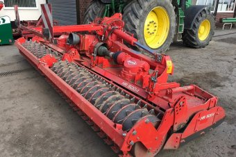 Kuhn HR5004DR Power Harrow