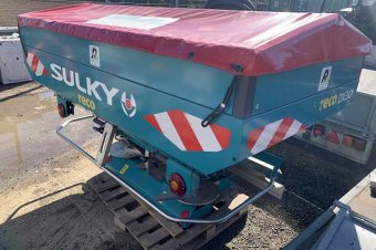 Sulky DX30+ Fertiliser Spreader