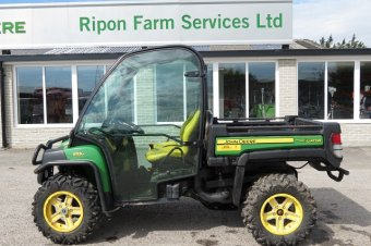Used Utility Vehicles >> Utility Vehicles Ripon Farm Services