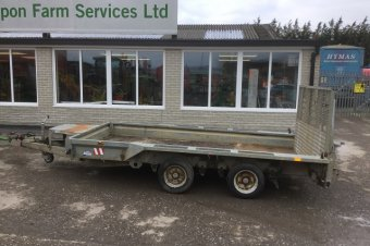 Ifor Williams GX126 Trailer