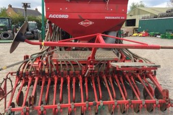 Kuhn HR3003 Combination