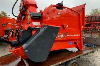 Kuhn 2060M Feeder/Bedder