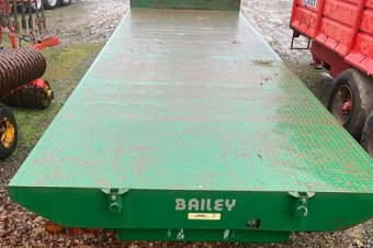 Bailey 16T Bale Trailer