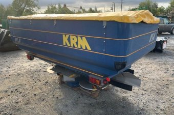 KRM MW2 Fertiliser Spreader