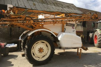 Knight 24M Trailed Sprayer