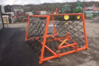 Hackett Chain Harrows