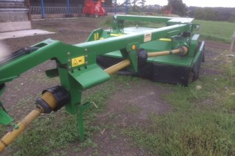 John Deere 1355 Mower Conditioner