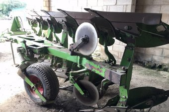 Dowdeswell DP120S Plough