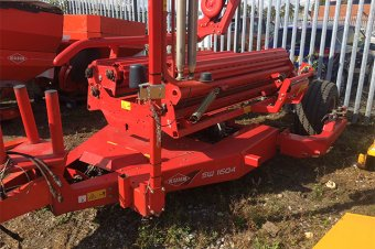 Kuhn SW1604 Bale Wrapper