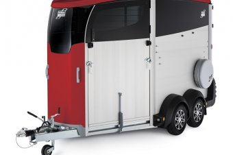 Ifor Williams HBX Horsebox