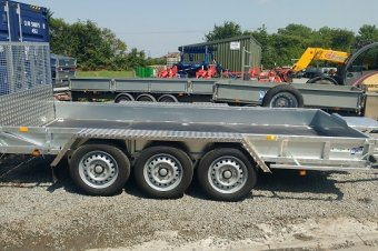 Ifor Williams GP146 Plant Trailer