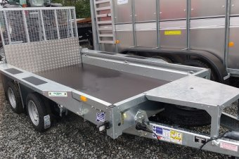 Ifor Williams GX105HD Plant Trailer