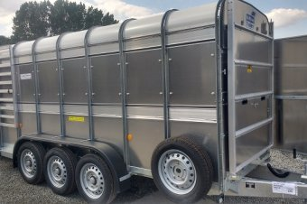 Ifor Williams TA5 Livestock Trailer