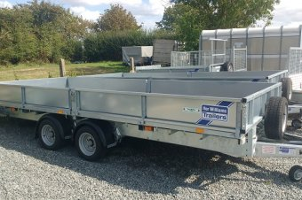 Ifor Williams LM166 Trailer