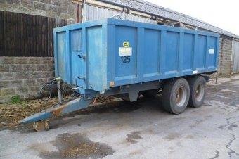 Bailey 11T Trailer