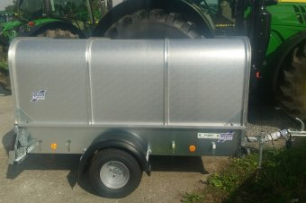 Ifor Williams P7 Unbraked Trailer