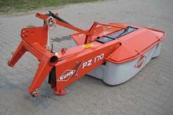 Kuhn PZ170 Drum Mower