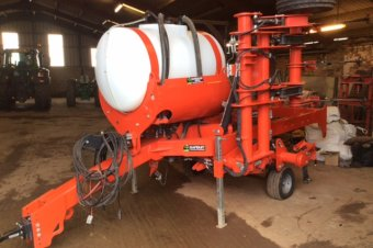 Cultivating Solutions 6M Rapid Lift
