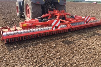 Kuhn HR6004DR Power Harrow