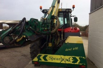 Spearhead Excel 605 Hedge Cutter
