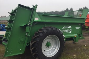 Bunning Farmstar 60 Spreader