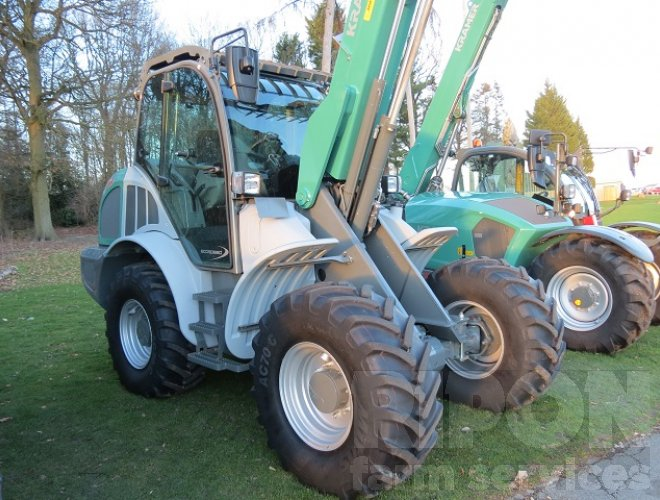 Image of Kramer KL35.8T Telescopic Wheel Loader