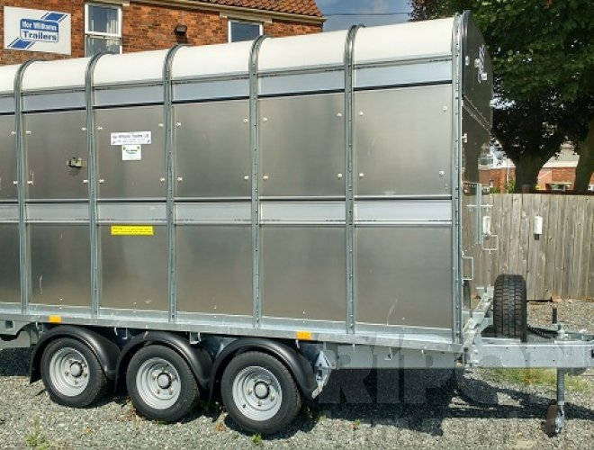 Image of Ifor Williams DP120 Trailer