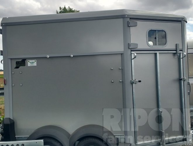 Image of Ifor Williams HB506 Horse Box