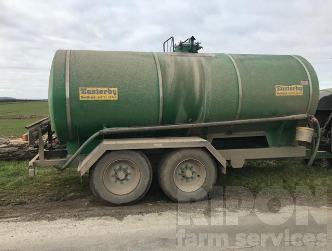 Image of Easterby 10500L Bowser