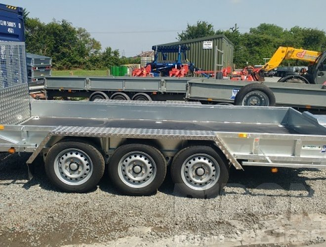 Image of Ifor Williams GP146 Plant Trailer